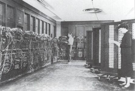 世界首台计算机背后的6个女孩